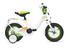 s'cool niXe 12 Lapset lasten polkupyörä , vihreä/valkoinen